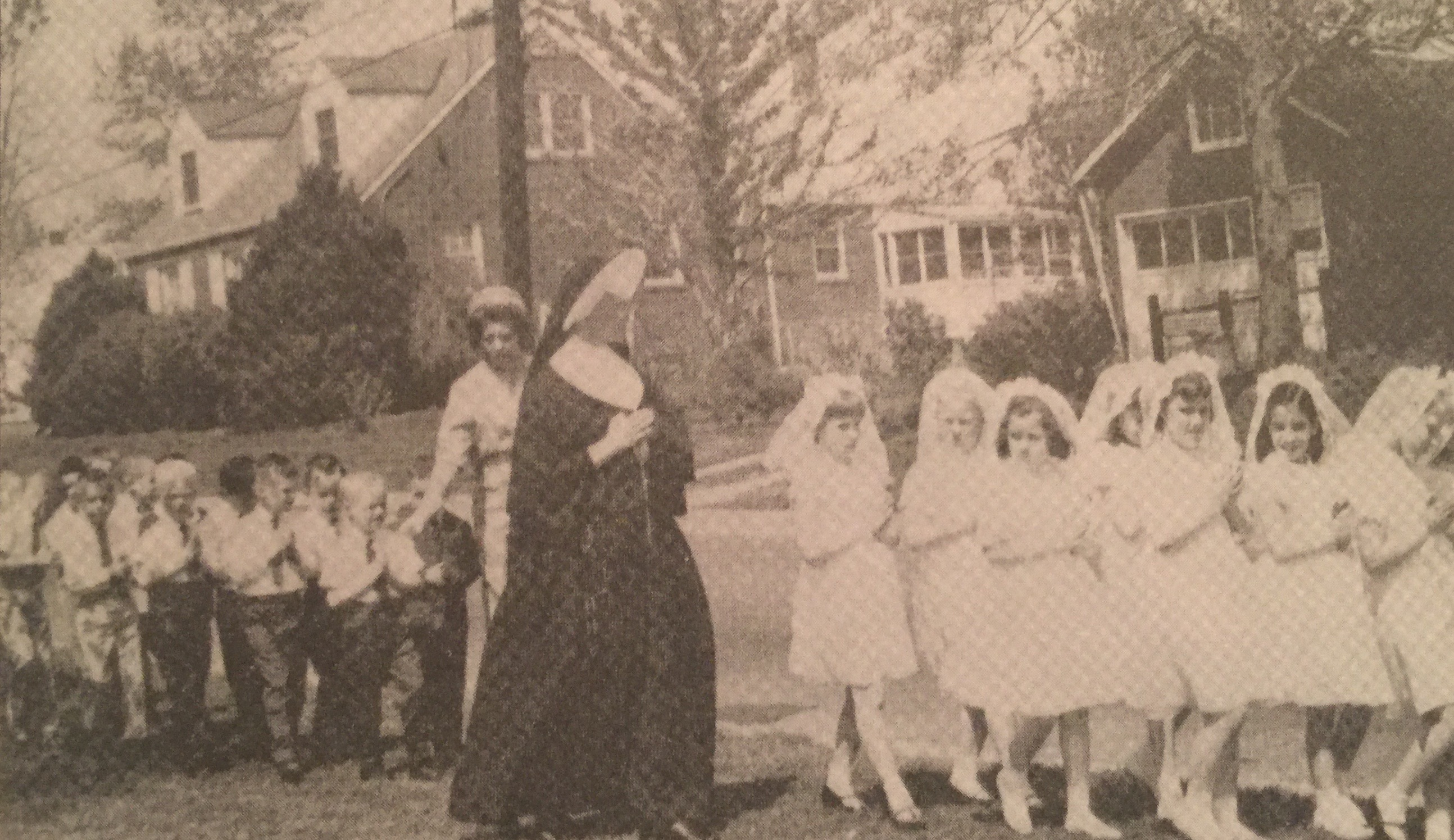 Blessed Sacrament Catholic Church on Braddock Road